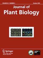 J PLANT BIOL