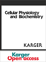 CELL PHYSIOL BIOCHEM