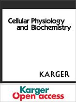 CELL PHYSIOL BIOCHEM