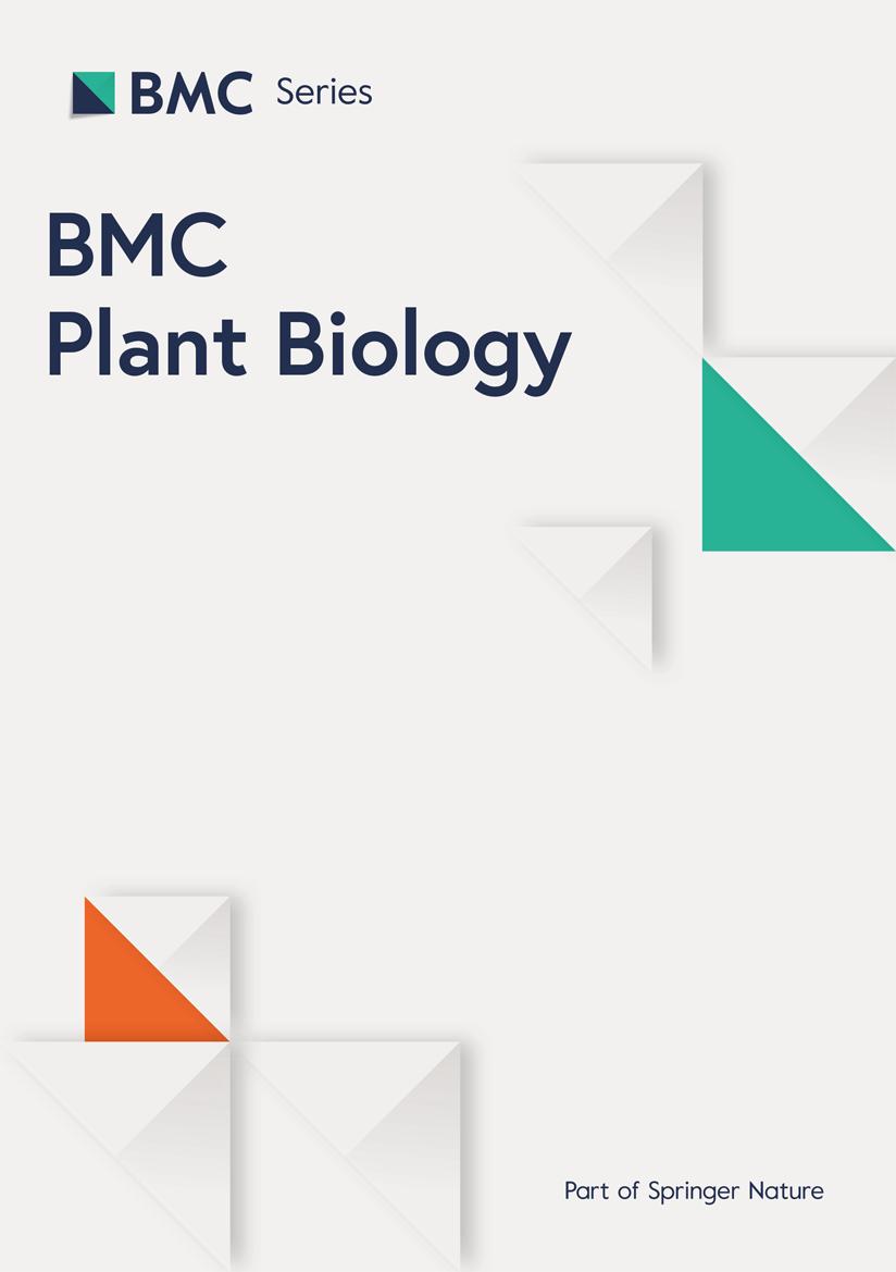 BMC PLANT BIOL
