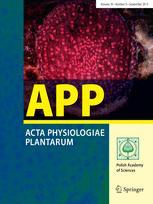 ACTA PHYSIOL PLANT