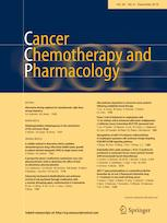 CANCER CHEMOTH PHARM