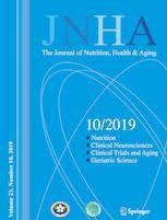 J NUTR HEALTH AGING