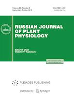RUSS J PLANT PHYSL+