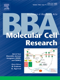 BBA-MOL CELL RES