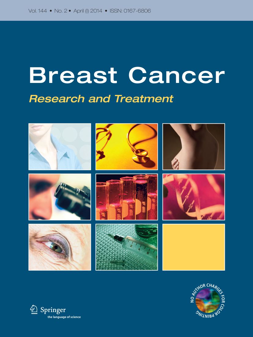 BREAST CANCER RES TR