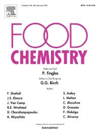FOOD CHEM