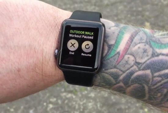 苹果确认:纹身影响Apple Watch心率监测