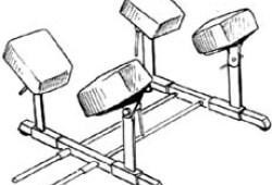 脊柱侧凸Harrington手术