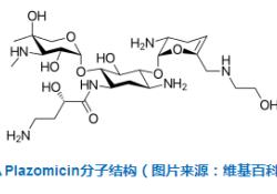 新型氨基糖苷抗生素临床3期试验结果优异