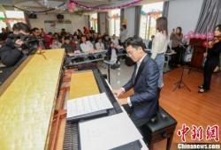 武汉一家医院引入音乐治疗助烧伤患者康复