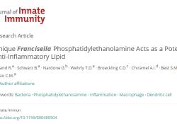 "J Innate Immun:研究发现天然脂质具有超强大的抗炎作用,有望彻底<font color=""red"">根除</font>炎症性疾病"