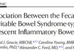 "Inflamm Bowel Dis:缓解期炎症性肠病患者的腹痛、腹泻症状可能与<font color=""red"">肠道</font><font color=""red"">微生</font><font color=""red"">物</font>无关"