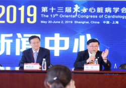 "OCC 2019   展现""中国方案""防治<font color=""red"">心血</font><font color=""red"">管</font>疾病的魅力"