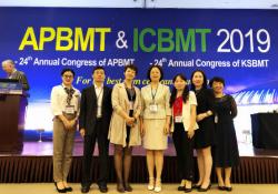 强大阵容!高博医疗集团北京博仁医院8项研究成果亮相APBMT 2019