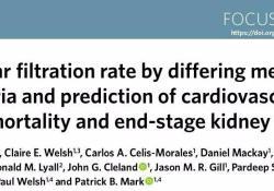 "Nat Med:液体活检新突破-精准预估<font color=""red"">肾脏</font>病、心血管疾病风险!"