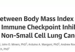 JAMA Oncol:惊人发现!癌症患者越胖,PD-L1抑制剂疗效越好