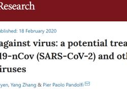 "Cell Res:<font color=""red"">基因</font><font color=""red"">编辑</font>CRISPR能成为新冠病毒利器?"